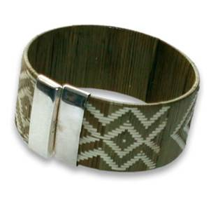 Thick Cane Arrow Bracelets