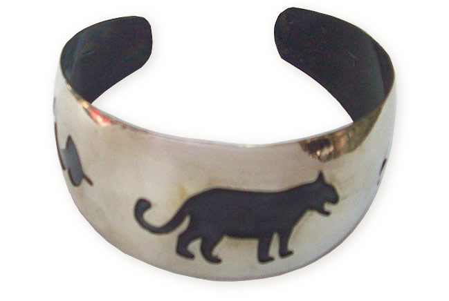 12 Nice Alpaca Silver Cuff Bracelets handmade Andean Images
