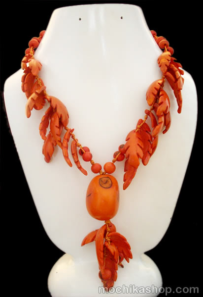 Palmito Seeds  Peruvian Tagua Necklaces