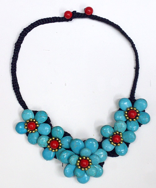 Chinese Turquoise Chokers