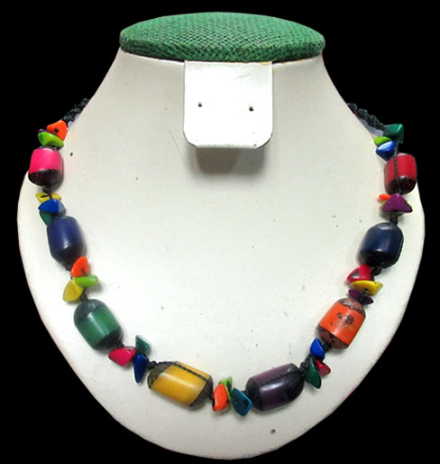 Pona Seed Necklaces