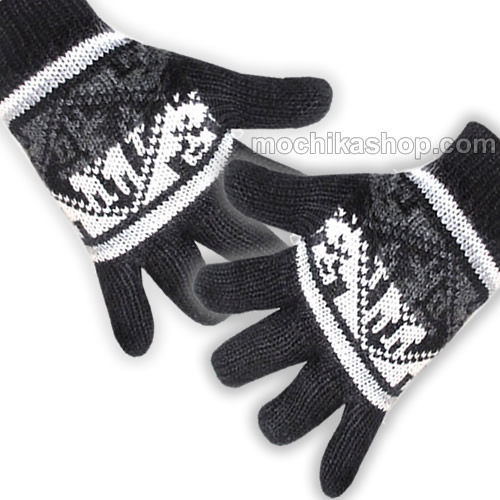 50 Wholesale  Peruvian Gloves Natural Color Alpaca Wool Blend
