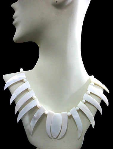 Nacre Shell Necklaces